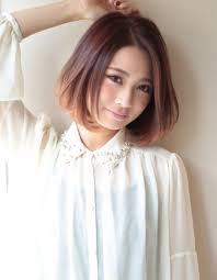 人気のワンカールボブku 286 ヘアカタログ髪型ヘアスタイル