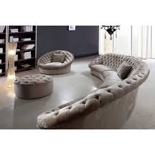 Furniture: Circular Sofas - 13 - Circular Sofas For Sale