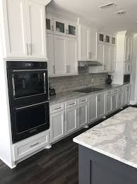 kitchen ideas white cabinets black appliances. More 5 Luxurius Kitchen Design White Cabinets Black Appliances Ideas