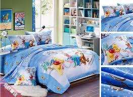 winnie the pooh queen size comforter set disney kids