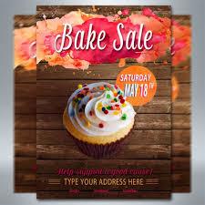 bake sale flyer templates 32 bake sale flyer templates ai psd publisher