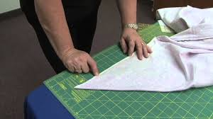 How to Sew Mitered Corners - YouTube &  Adamdwight.com