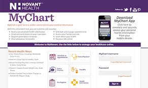 59 Skillful Mynovant Org My Chart