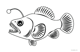 Rainbow Fish Coloring Pages Rainbow Fish Coloring Page Free