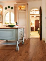 Kitchen Floor Wood Laminate Flooring In The Kitchen Hgtv
