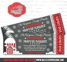 Movie Night Invitation Templates Movie Party Invitations Templates Movie Party Invitation Template