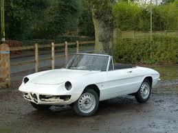 alfa romeo spider 1966. Fine Alfa 1966 Alfa Romeo Spider 1600 Duetto For