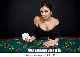 Sexy Casino Girl Young Images, Stock Photos & Vectors | Shutterstock