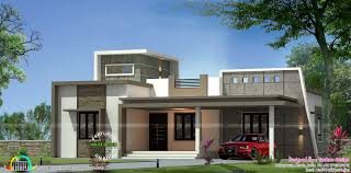 modern single family house plans luxury march 2017 kerala home design and floor plans