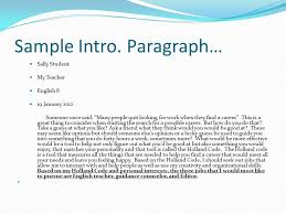 writing an essay career fair paper ppt video online sample intro paragraph