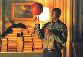finding forrester cascandra s blog jamal is rotating a basketball on his finger