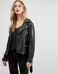 women s leather jackets jacket mango black mango women biker flexible