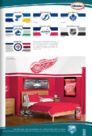 Detroit Red Wings Bedroom Ideas