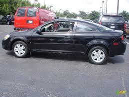 Black 2006 Chevrolet Cobalt LT Coupe Exterior Photo #53051483 ...