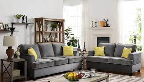 gray r setup recliner leather scenic costco white for room set sets table sectional modern large