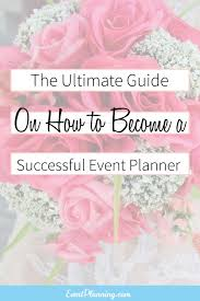How to Start a New Career as a Wedding Planner Pinterest Start a Party Planning Business on a Budget