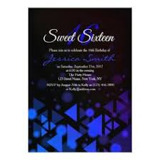 Blue <b>Diamond</b> Birthday Party <b>Invite</b>   Zazzle.com   birthday <b>cards</b> ...