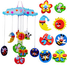 get ations eva chimes paste painting room decor handmade ornaments 3d stereo diy materials nursery art and craft