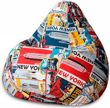 <b>Кресло</b>-<b>мешок DreamBag New York</b> XL - купить в Москве: цены в ...