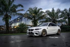 All BMW Models bmw 1 series mineral white : Mineral White BMW M2 - ADV5.0 Track Function SL Series Forged ...
