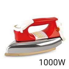 Chính hãng Red Heart 1315 Bộ điều nhiệt Bàn là điện công nghiệp không dùng hơi  nước Kiểu cũ ủi 300W / 500W 700W chính hãng