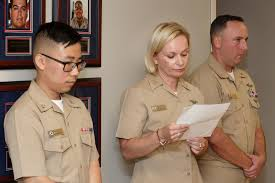 DVIDS - Images - Navy Medicine West celebrates the 121st Birthday of  Hospital Corpsman [Image 2 of 4]