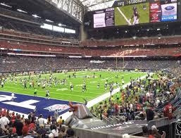 Texans Seating Nrg Stadium Seating Chart Houston Texans