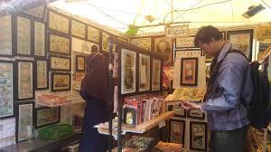 Cari Komik Terbitan 1990-an? Cari Saja di Pasar Klithikan Padangrani Kota  Lama Semarang - Tribun Jateng