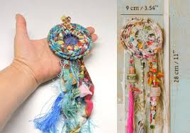 Dream Catcher Kits For Kids Interesting Housewarming Party Gifts Handmade Dream Catcher DIY Tassel Etsy