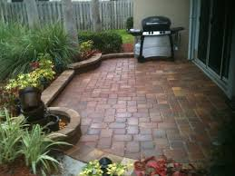 install pavers over concrete patio magnificent installation of stone pavers over concrete slab