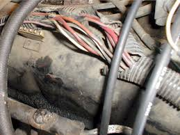 ignition upgrade for jeep 304 360 cid v 8 amc engines i wanted to unravel the mysteries of the main wiring harness so i removed the split loom and started tracing wires my objective was twofold to try to
