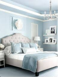 blue bedroom light bedrooms wall color