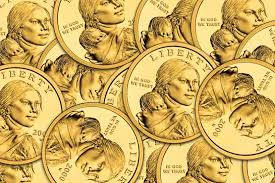 Sacagawea Gold Dollar Value Chart The Inside Story Of The Sacagawea Dollar U S Money Reserve