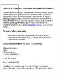 Termination Letter Format Templates Free Premium Templates