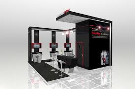 Booth Design Services Service Now Hr Tech Europe Exhibition Stand Design