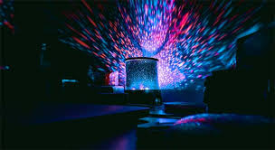 star and galaxy ceiling projectors