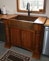 Farmhouse Sink Cabinet Base Farm Sink For 24 Cabinet Base Kitchens Baths Contractor