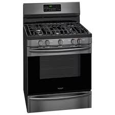 frigidaire gallery trade 30 5 0 cu ft self clean convection gas range