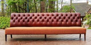 Dining Room Settees Banquettes Leather And The Olive On Pinterest