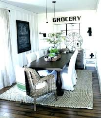 dining area rugs room ideas rug size rules best bedroom b