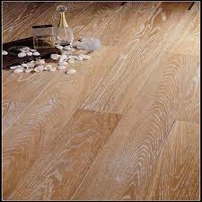 brushed white oiled engineered oak flooring