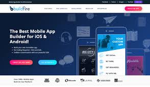 finally buildfire is another phonegap powered app builder that has some very smart looking templates an easy builder and the option to let the pros