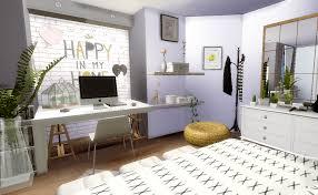 Pastel Bedroom Pastel Bedroom Sims4luxury