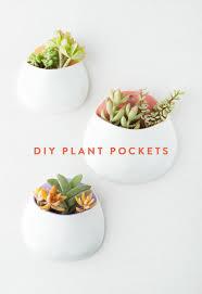 make it wall planters