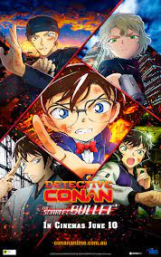Detective Conan: The Scarlet Bullet to be released in New Zealand movie  theatres on 10th June (Credits- Madman Entertainment NZ) : DetectiveConan