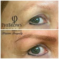 permanent makeup brows microblading in vancouver bc one of the best phibrows microblading in surrey delta langley voted the best day spa in surrey