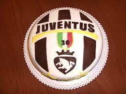 Torte in casa: torta scudetto juventus