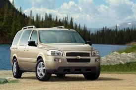 2005 08 chevrolet uplander consumer guide auto