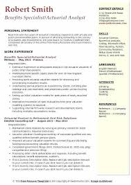 Actuary Resume Resume Actuary Resume Attached Email Sample Actuary Resume Examples 85