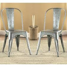galvanized pipe furniture diy silver metal h cafe chair set of 2 monarch in steel chairs galvanized pipe furniture ideas chairs